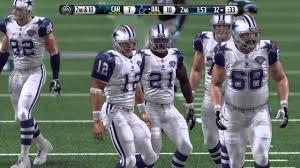 dallas cowboys thanksgiving game history week 12 dallas cowboys vs carolina panthers game 2nd quarter