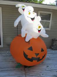 scooby doo inflatable halloween 8 foot gemmy lighted airblown inflatable halloween ghost ribing
