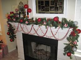 xmas fireplace garlands southnextus fireplace decoration dact us