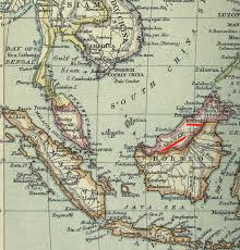 canap駸 atlas chronik thailands 1842 rama iii