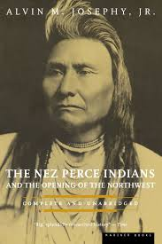 the nez perce indians and the opening of the northwest american
