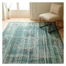 tear drop ikat kilim 5 u0027x8 u0027 blue lagoon ikat living rooms and room