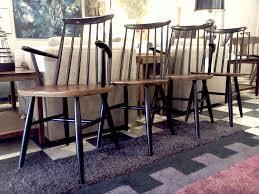 Windsor Dining Chairs Cool Stuff Houston Mid Century Modern - Dining room chairs houston