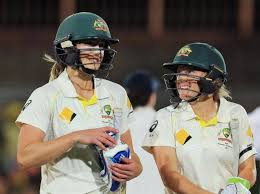 ashes 2017 ellyse perry shows class as australia in on