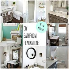 mostly diy bathroom remodel realie
