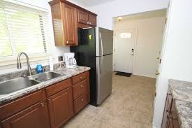 walk in unit no steps new to rental book now new kitchen
