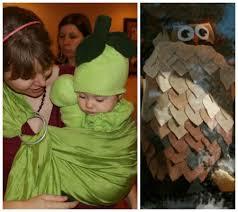 Pea Pod Halloween Costume Clever U0026 Easy Amazing Babywearing Halloween Costumes Ftw