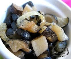 comment cuisiner le radis noir cuit confit de radis noirs de la fourchette aux papilles estomaquées