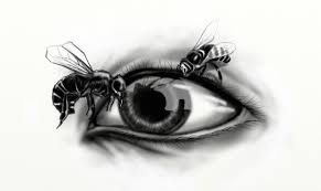 tattoo series eye of the beeholder by stereoid on deviantart