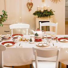 Villeroy And Boch Christmas Table Decoration by U0026 Boch Toys Delight Porcelain For A Nostalgical Christmas