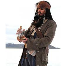 captain jack sparrow coat johnny depp jacket