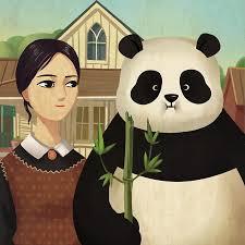 Borespanda by Bored Panda Art 10 Famous Paintings That Look Better Facebook