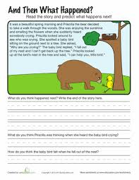 2nd grade genre writing worksheets education com education