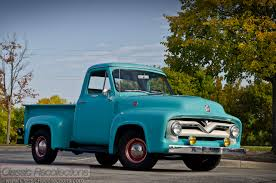 Vintage Ford Truck Ads - feature 1955 ford f100 u2013 classic recollections