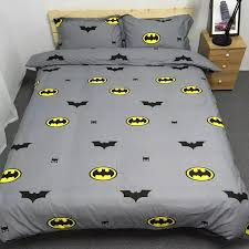 Batman Double Duvet Cover Batman Twin Queen King Size Bedding Set Kids Duvet Cover Bed Sheet