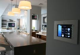 Imagine A Network That Invisibly Controls Every Part Of Your Home - Interactive home design