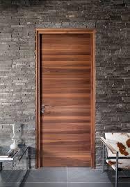 Interior Veneer Doors Contemporary Doors Real Homes