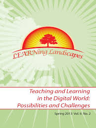 teaching and learning in a digital world educational technology