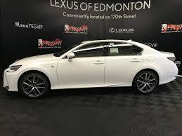 lexus vip pre owned 2018 lexus gs 350 demo unit f sport series 2 4 door