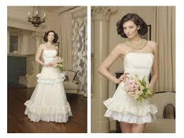 two in one wedding dress wedding dresses wedding ideas and