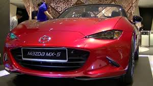 mazda store mazda mx 5 roadster isetan the japan store youtube