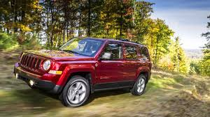 2014 Jeep Patriot Latitude Review Notes Autoweek