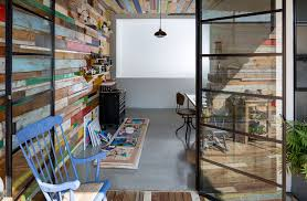 scrap wood wall a house with scrap wood walls in israel home design lover