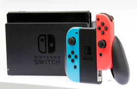 nintendo looks to switch fortunes with hybrid game console wsj