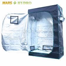 chambre hydroponique 120x60x180 cm mars hydro tente de culture intérieure hydroponique