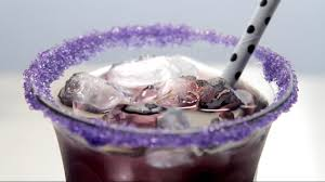 purple cocktail how to make a purple vodka people eater cocktail youtube