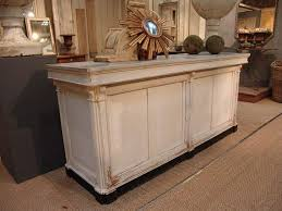 Counter Reception Desk Antique Repro Check Out Counter Reception Desk