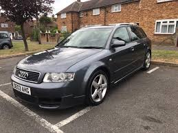 audi a4 1 9 tdi sport solar sunroof half leathers in slough