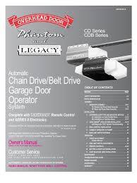 Overhead Garage Door Remotes by Overhead Door Legacy U0026 Legacy Garage Door Opener Code Dodger