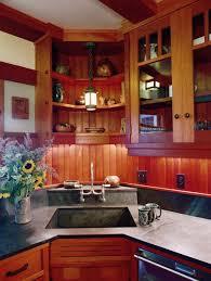 Chic And Trendy Corner Kitchen Sink Designs Corner Kitchen Sink - Corner kitchen sink design