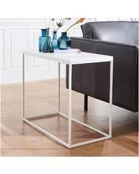 narrow side table on sale now 30 off west elm streamline narrow side table quartz