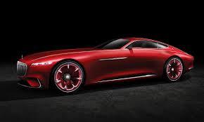 luxury mercedes maybach koncepcinis mercedes maybach 6 u2013 sportinė naujos klasikos
