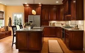 kitchen ideas with cherry cabinets kitchen design ideas with cherry cabinets and photos