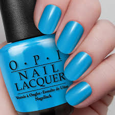 no room for the blues nail lacquer opi