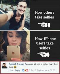 Iphone Users Be Like Meme - dopl3r com memes how others take selfies how iphone users take