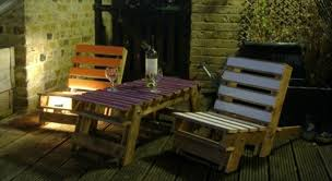Diy Wood Pallet Outdoor Furniture by 39 Ideas About Pallet Outdoor Furniture For Modern Look Wooden