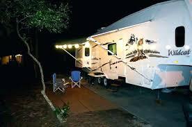 rv awning lights exterior rv led awning lights dream lighting waterproof awning lights led