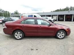 2007 ford fusion se pre owned 2007 ford fusion se v6 sedan in richmond 2016499a