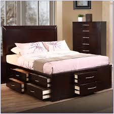 queen size frame with storage singapore drawers bedroom bed design