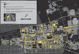 University Of Pennsylvania Campus Map by Part Iv Map Purpose And Audience Geog 486 Cartography And