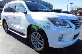 lexus lx in dubai lexus lx 570 2014 odometer very low cars dubai classified