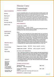 cosmetologist resume cosmetology resume template cosmetology resume cosmetologist hair