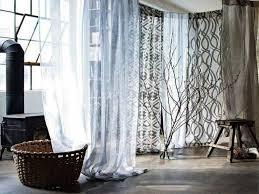 bay window curtains ikea window treatment ideas ikea bathroom