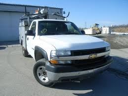 Utility Bed For Sale Work Truck For Sale 2895 2001 Chevy 3500 2wd Srw Utility Bed