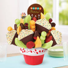 chocolate covered fruit baskets chocolate covered fruit bouquets edible arrangements