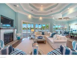 Best Naples Florida Luxury Living Rooms Images On Pinterest - Coastal home interior designs